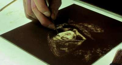 brandschilderen Titus | glasatelier ruud harberts